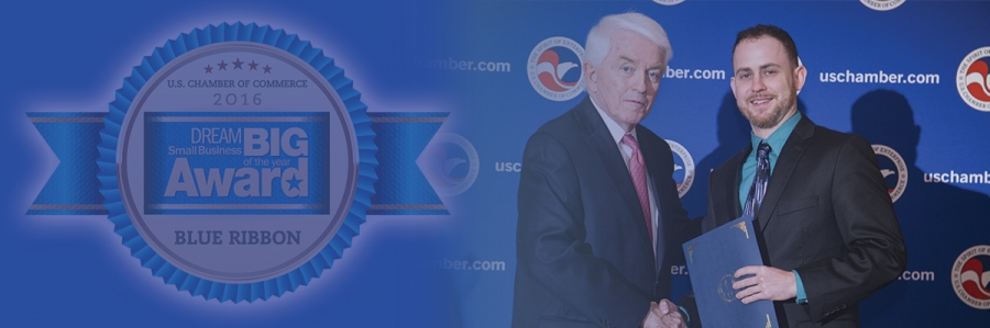 greeNEWit is named U.S. Chamber 2016 Blue Ribbon Small Business Award Winner