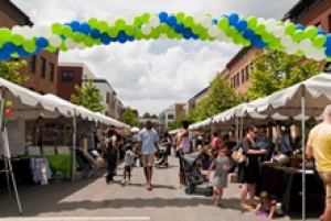 greeNEWit Sponsors the Hyattsville Arts Festival