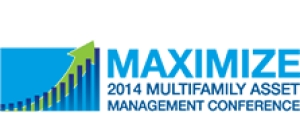 Julie Roby speaks at the 2014 MAXIMIZE Multifamily Asset Management Conference